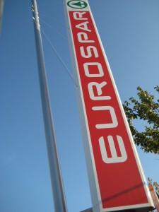 Eurospar supermarket Drogheda